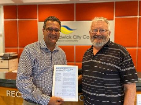 Partnership Agreement - Precincts & Randwick Council